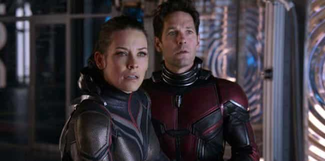 The Female Characters Are Impo... is listed (or ranked) 2 on the list Why 'Ant-Man And The Wasp' Is Even Better Than 'Infinity War'