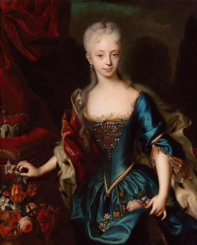 When Maria Theresa Came ... is listed (or ranked) 1 on the list Marie Antoinette's Mother Was One Of The Most Interesting And Contradictory Female Royals