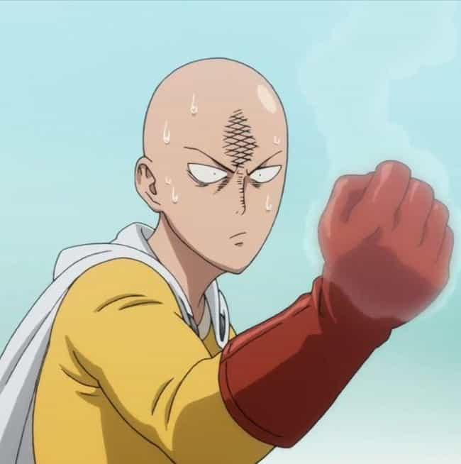 Who Will Stay And Fight? is listed (or ranked) 4 on the list The Best Saitama Quotes From One Punch Man