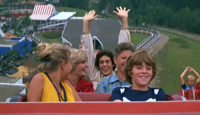 In 2013, 'Brady Bunch' C... is listed (or ranked) 4 on the list Behind The Scenes At Kings Island Theme Park