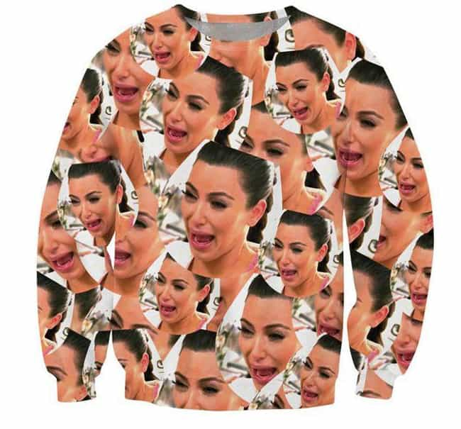 A Crying Kim Kardashian ... is listed (or ranked) 3 on the list Weirdest Things You Can Buy On AliExpress