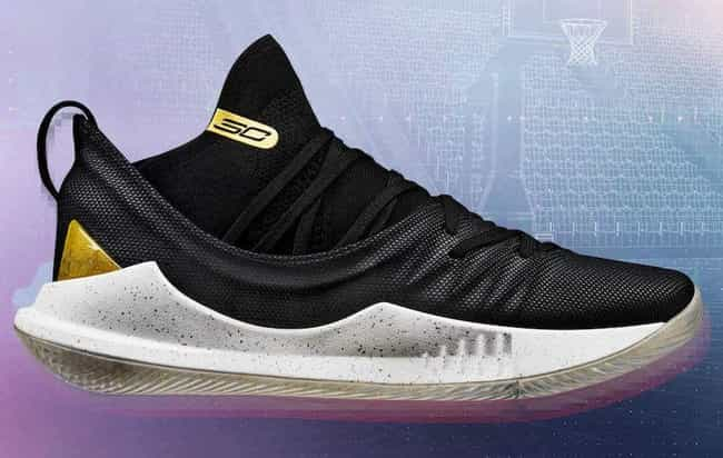 "UA Curry 5 ""Takeover Editi... is listed (or ranked) 2 on the list The Best Curry 5 Colorways, Ranked"
