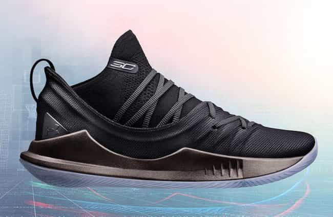 """UA Curry 5 """"Pi Day&... is listed (or ranked) 4 on the list The Best Curry 5 Colorways, Ranked"""