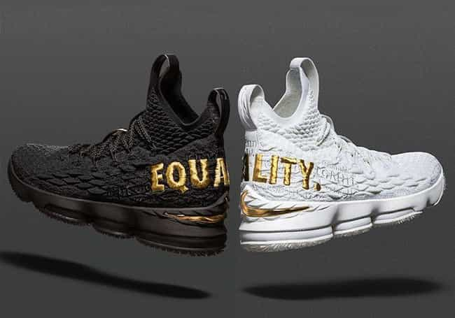 premium selection 12b2a cea28 The Best LeBron 15 Colorways, Ranked