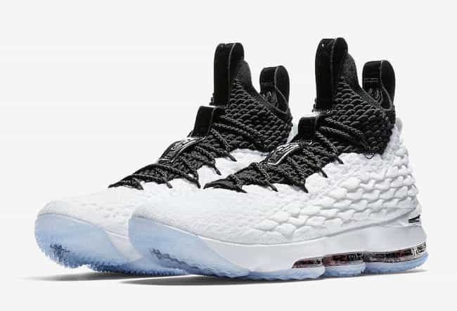 "Nike LeBron 15 ""Graffiti"" is listed (or ranked) 4 on the list The Best LeBron 15 Colorways, Ranked"
