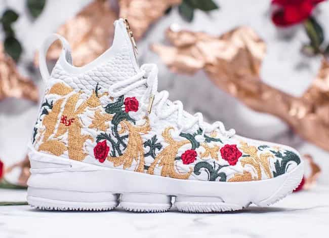 KITH x Nike LeBron 15 Performa... is listed (or ranked) 3 on the list The Best LeBron 15 Colorways, Ranked