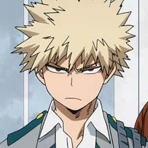Katsuki Bakugou is listed (or ranked) 7 on the list The Hottest Anime Guys of All Time