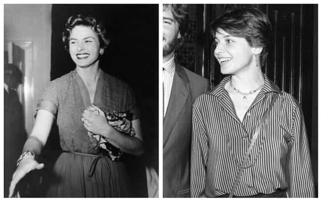 Ingrid Bergman And Isabe... is listed (or ranked) 2 on the list Old Hollywood Stars And Their Children At The Same Age