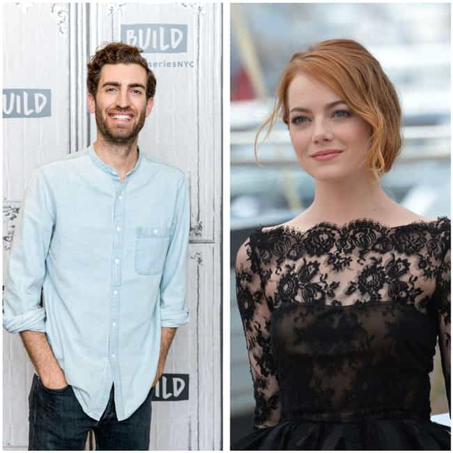 Emma Stone And Dave McCa... is listed (or ranked) 1 on the list All The Celeb Relationships That Have Come Out Of SNL