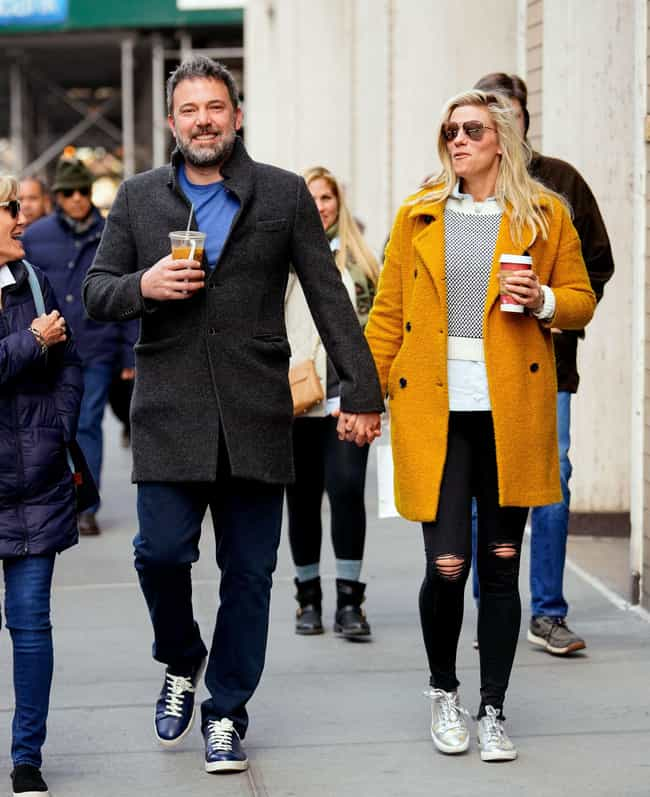Ben Affleck And Lindsay Shooku... is listed (or ranked) 3 on the list All The Celeb Relationships That Have Come Out Of SNL