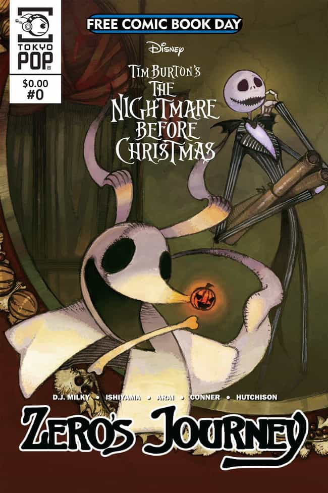 There Will Be 20 Issues is listed (or ranked) 4 on the list The 'Nightmare Before Christmas' Is Getting A Sequel And Not In The Way You Expect