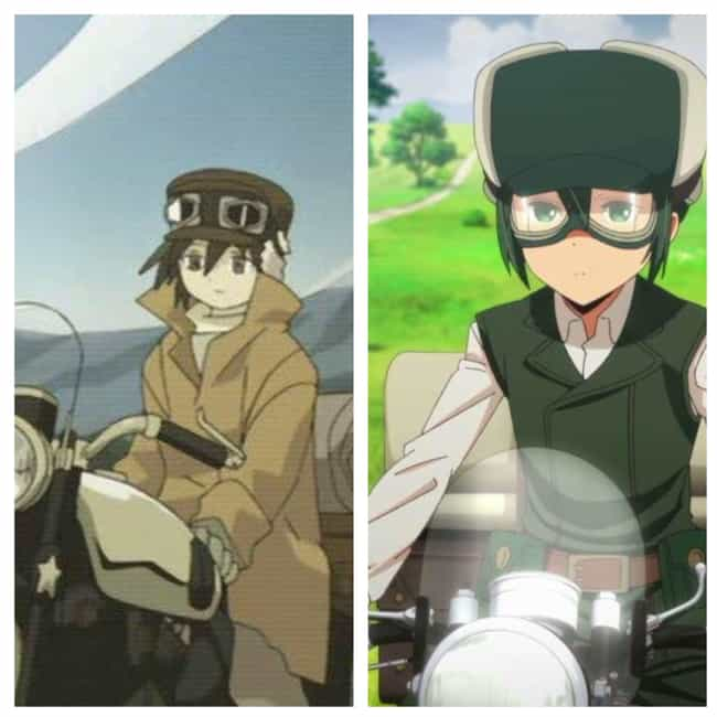 Kino's Journey -The Beauti... is listed (or ranked) 7 on the list The 12 Best Anime Reboots That Improved Upon The Original