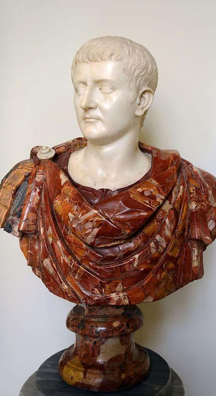 Maximinus Thrax's Reputation Propelled Him To Power After His Troops Killed Emperor Severus