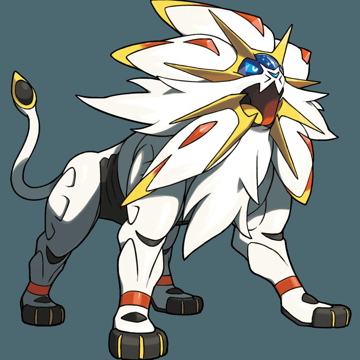 Image of Random Best Generation 7 Pokémon