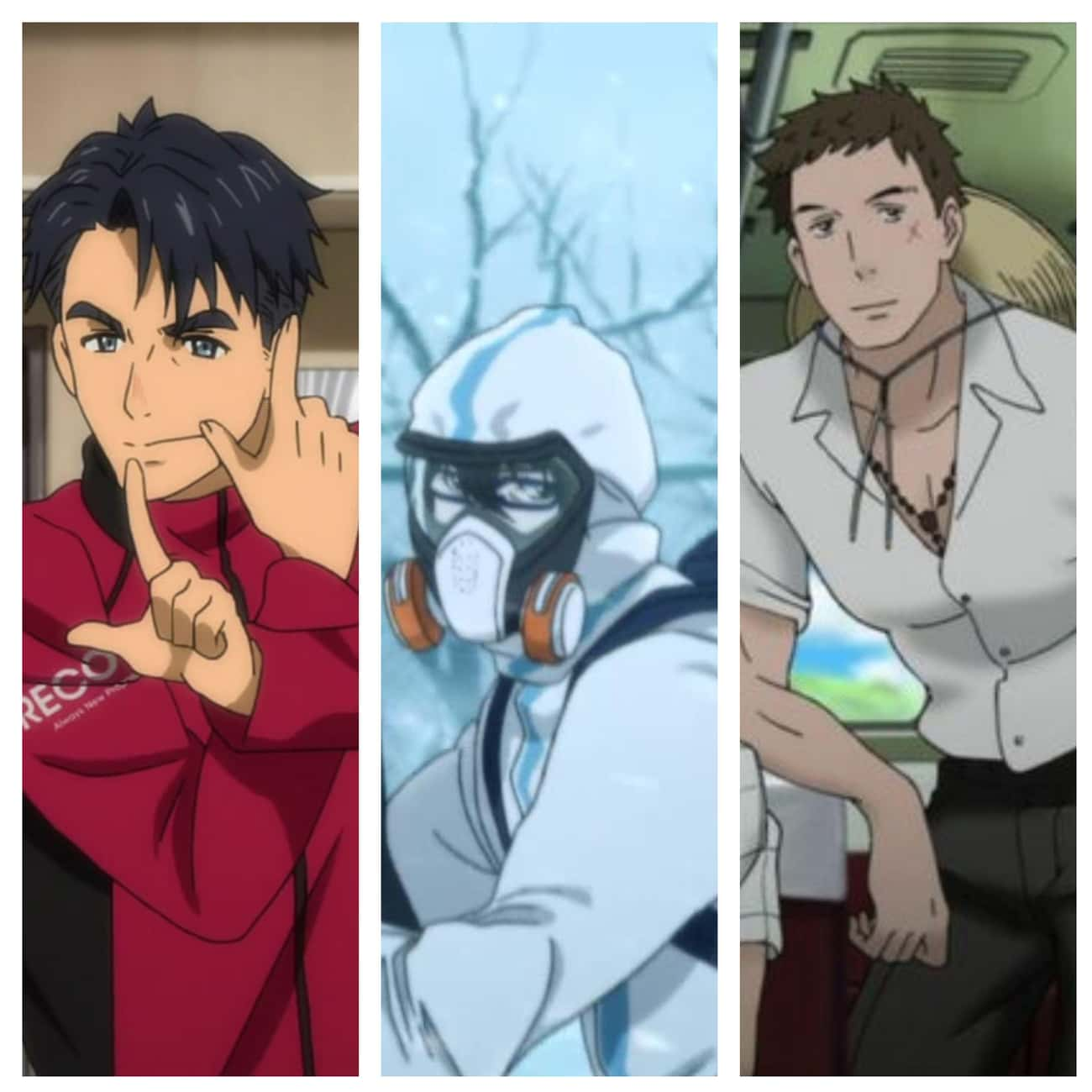 MAPPA is listed (or ranked) 9 on the list The Greatest Anime Studios of All Time, Ranked