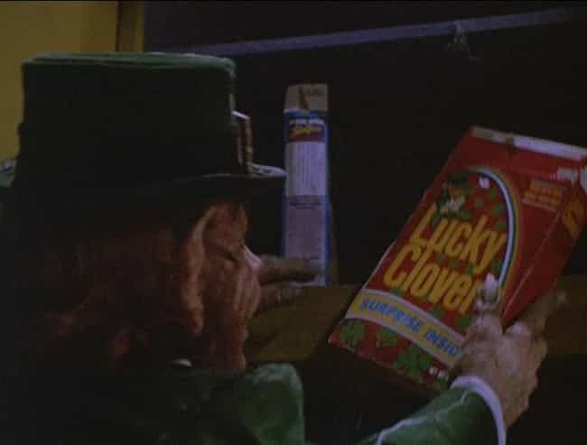 Lucky Charms Cereal Inspired T... is listed (or ranked) 1 on the list The Making Of The 'Leprechaun' Series