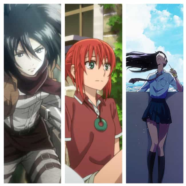 Wit Studio is listed (or ranked) 3 on the list The Greatest Anime Studios of All Time, Ranked