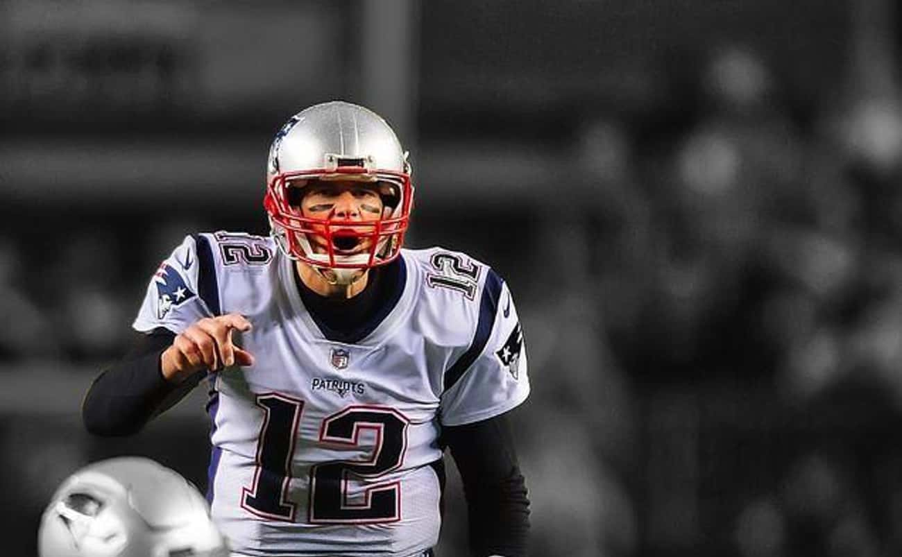 He Powered Through Games With  is listed (or ranked) 3 on the list 15 Things You Didn't Know About Tom Brady