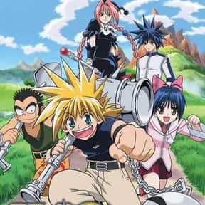 MÄR is listed (or ranked) 13 on the list The Best Anime Like Shaman King