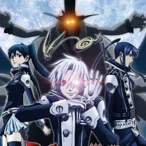 D.Gray-man is listed (or ranked) 12 on the list The Best Anime Like Shaman King