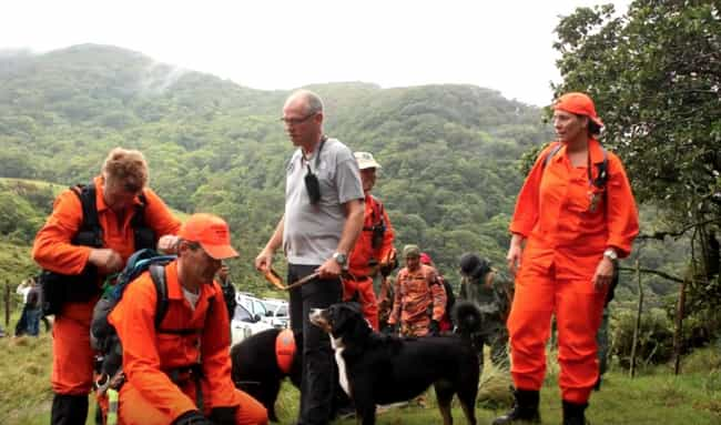 The Dog Returned Unharmed is listed (or ranked) 3 on the list What Really Happened To Two Dutch Hikers Who Disappeared In Panama?