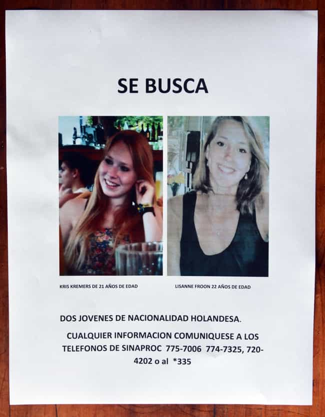 The Initial Search Proved Frui... is listed (or ranked) 4 on the list What Really Happened To Two Dutch Hikers Who Disappeared In Panama?