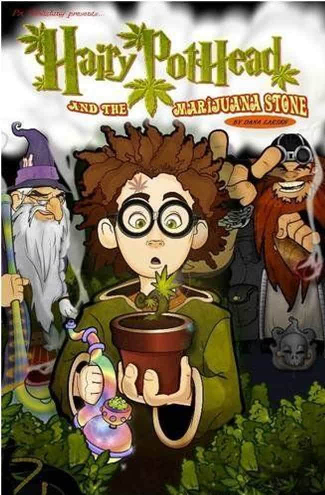'Hairy Pothead And The Mar... is listed (or ranked) 3 on the list These Are The 'Harry Potter' Knockoffs You Didn't Know Were A Thing