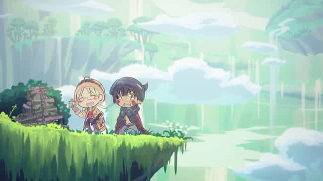 Made In Abyss is listed (or ranked) 1 on the list The Best Anime You Can Watch On Amazon Prime