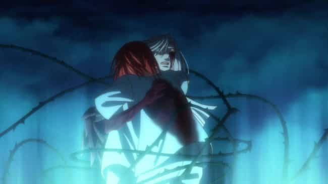 Joseph And Chise Suffer Contra... is listed (or ranked) 2 on the list The 14 Most Horrifying Anime Curses