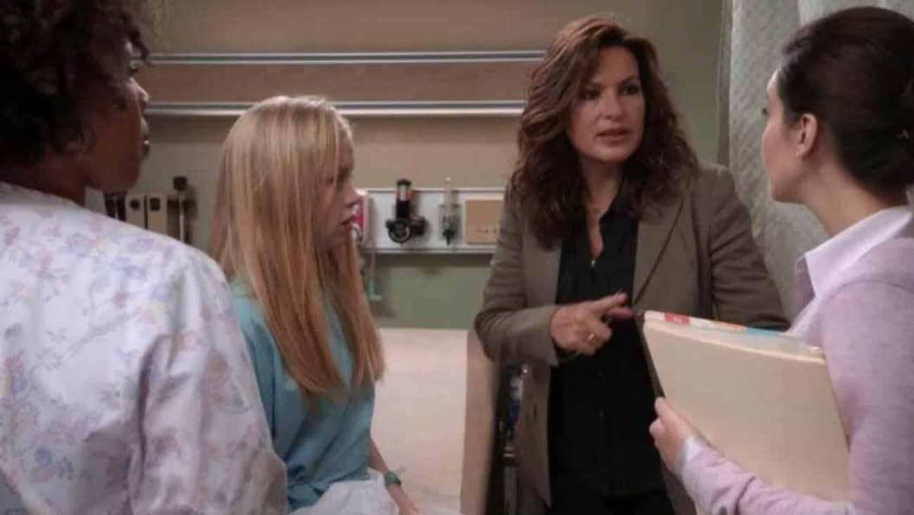 Rape Kits Are Tested Immediate is listed (or ranked) 2 on the list The Most Infuriating 'Law & Order: Special Victims Unit' Tropes