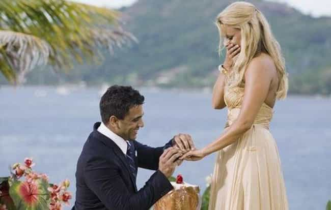 Bora Bora (Ali Fedotowsky, Sea... is listed (or ranked) 1 on the list The Best Finale Destinations On The Bachelor And Bachelorette