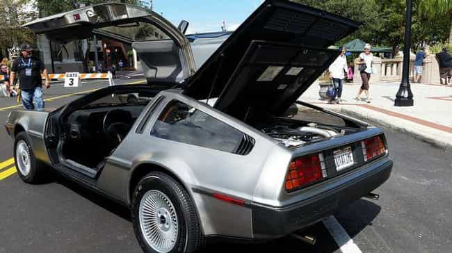 1981 DeLorean DMC-12 is listed (or ranked) 2 on the list The Most Impressive Cars From Jerry Seinfeld's 'Comedians In Cars Getting Coffee'