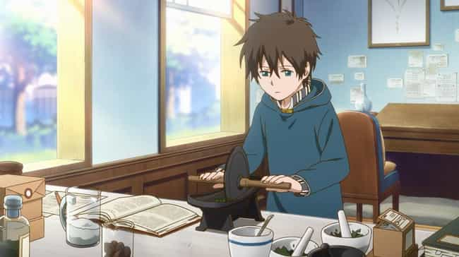 Ryuu Of 'Snow White With T... is listed (or ranked) 3 on the list 13 Anime Characters Who Are Too Young For Their Jobs