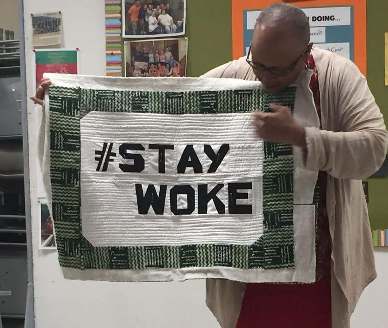 """People Have Been Staying """"Woke"""" For More Than 50 Years"""