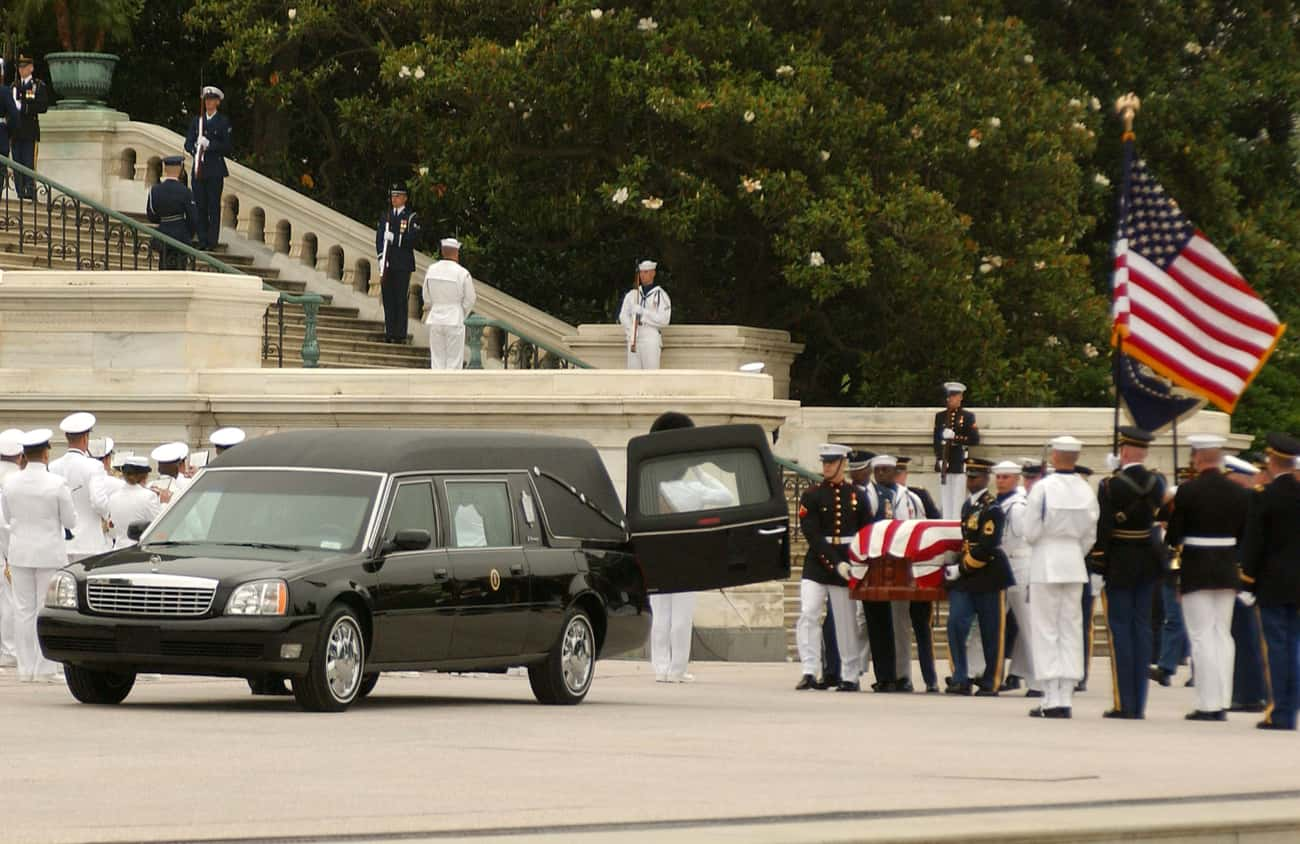 They Can Have A State Funeral