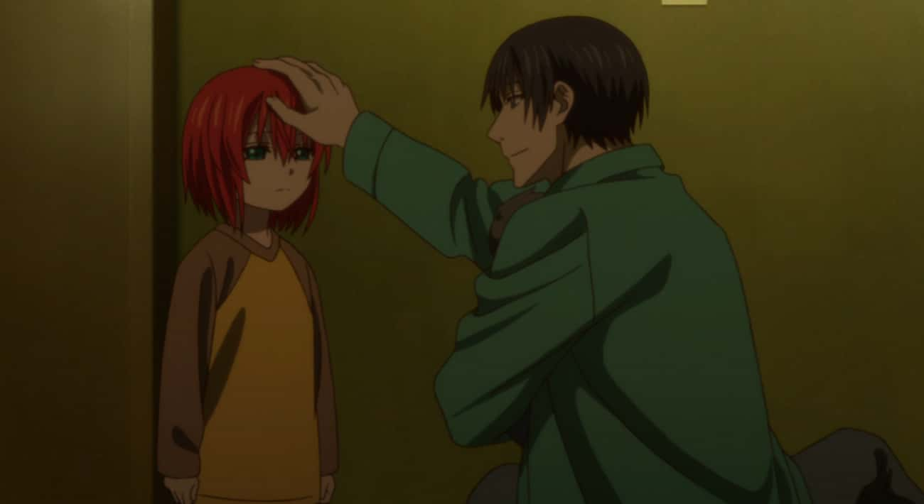 Chise's Father Abandons He is listed (or ranked) 4 on the list The 14 Saddest Goodbyes In Anime History
