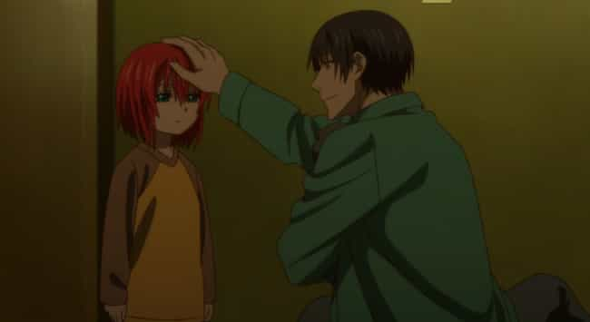 Chise's Father Abandons He... is listed (or ranked) 3 on the list The 14 Saddest Goodbyes In Anime History