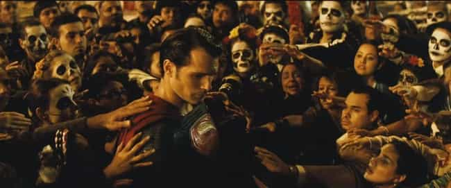 Everyone Adores Him is listed (or ranked) 1 on the list Why Superman Appeals To People With Dark Triad Personality Traits