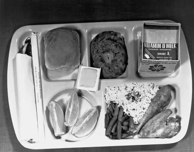 A Washington, DC, 'Type A&... is listed (or ranked) 1 on the list Here's What School Lunches Used To Look Like