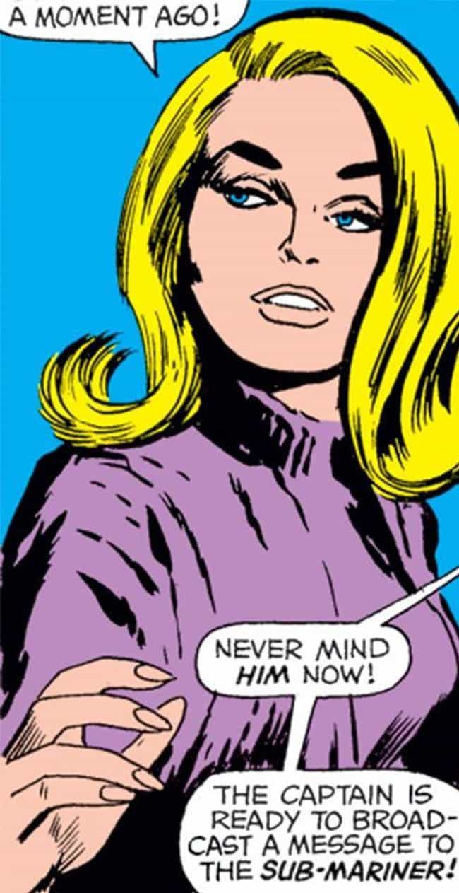 Carol Danvers Was A Supporting... is listed (or ranked) 1 on the list Things You Didn't Know About Captain Marvel
