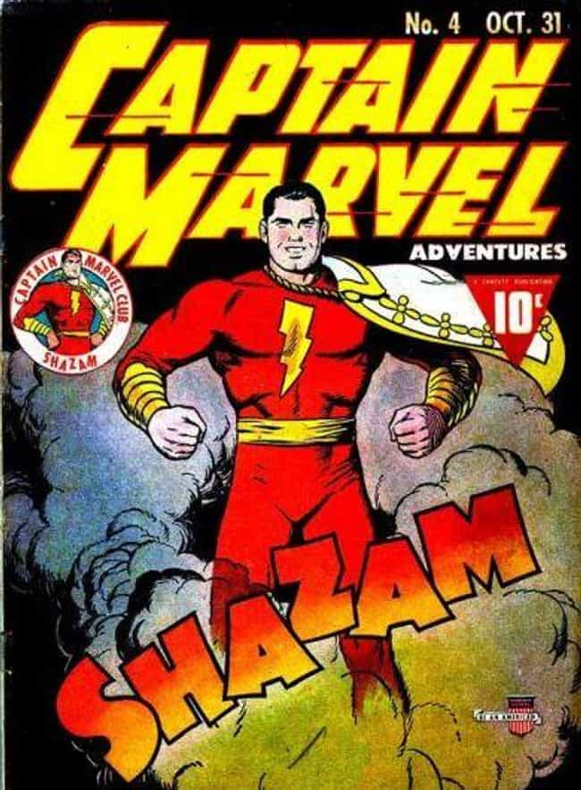 Carol Danvers Has Similarities... is listed (or ranked) 4 on the list Things You Didn't Know About Captain Marvel