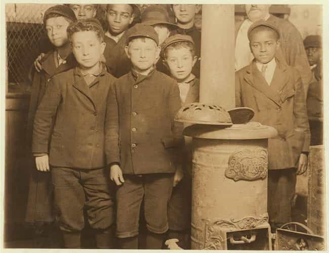 The Newsies Hit The Tycoons Wh... is listed (or ranked) 3 on the list That Time In US History An Army Of Child Laborers Went To War Against Tycoons -And Won