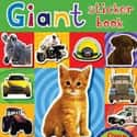Sticker Books is listed (or ranked) 17 on the list The Best Items You Could Buy At The Scholastic Book Fair