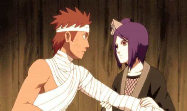 Yahiko And Konan is listed (or ranked) 1 on the list The 15 Greatest Non-Canon 'Naruto' Ships