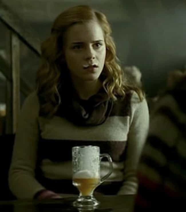 Butterbeer is listed (or ranked) 3 on the list Fictional Foods You Most Want To Eat
