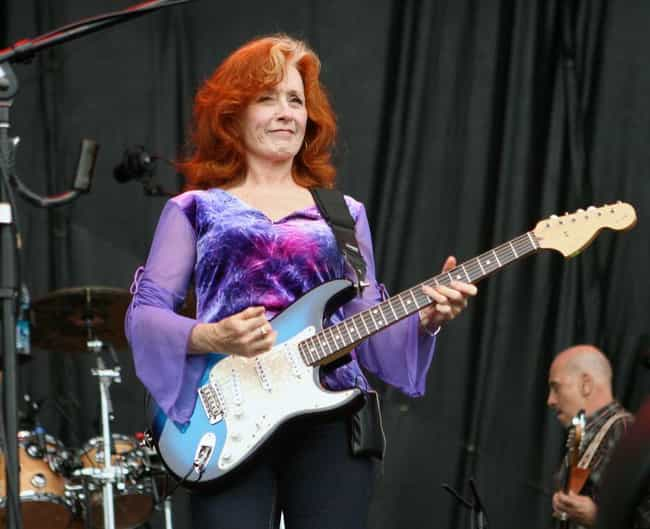 """Bonnie Raitt - """"I C... is listed (or ranked) 4 on the list Famous Songs With Surprising Back Stories"""
