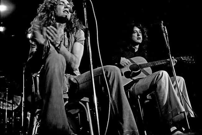 "Led Zeppelin - ""All... is listed (or ranked) 3 on the list Famous Songs With Surprising Back Stories"