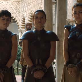 The Sand Snakes is listed (or ranked) 15 on the list Which Characters Are So Annoying That They Almost Make Your Favorite TV Shows Unwatchable?