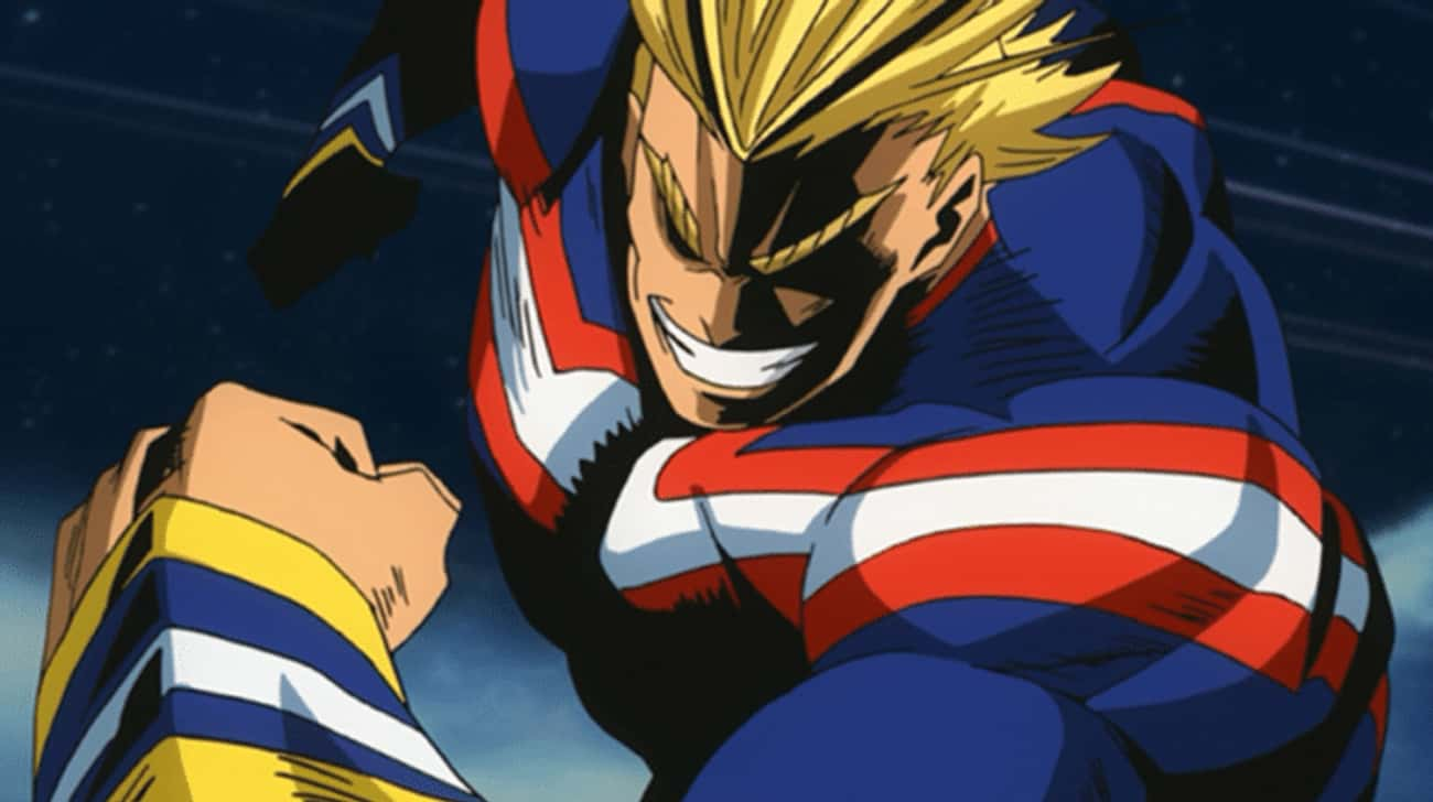 All Might Remembers Why He Fig is listed (or ranked) 1 on the list The 20 Most Inspirational Anime Quotes Of All Time