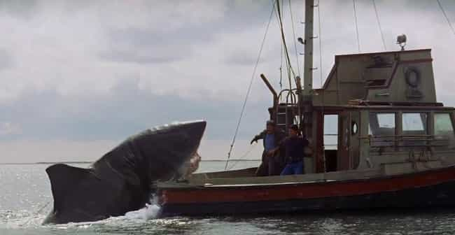 Boats is listed (or ranked) 3 on the list 12 Everyday Things That Have Been Ruined By Movies